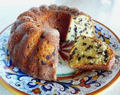 Cream Cheese Chocolate Chip Pound Cake | Tasty Kitchen: A Happy Recipe Community!