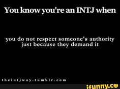 I like to think this is attributed to using your brain. Not an INTJ, but. Intj Humor, Intj And Infj, Infj Type, Intj Women, Intj Personality, Entp, Thats The Way, Stress, Thing 1