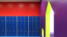 Project: Kalorias Health Club Swimming Pool Dressing Room Renovation Location:Linda-a-Velha, Oeiras, Portugal Date:2013 – 2014 Client: Salgado e Vaz, Lda Project Area: 315m² Photography: Estúdio AMATAM . As part of the Health Club Kalorias in Linda-a-Velha refurbishment, the swimining pool … Continued