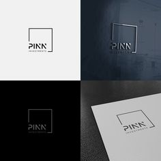 PINN Investments - Real Estate Enterprenuer needs a logo