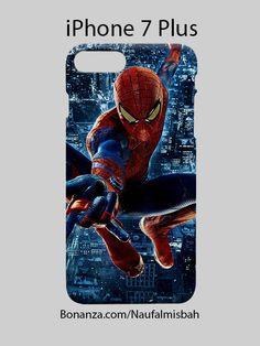Spiderman Marvel iPhone 7 PLUS Case Cover Wrap Around