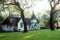 Christ Church St. Simons Island, GA.