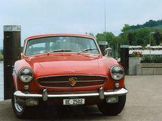 Porsche-Beutler 696 Spezial Coupe 1957