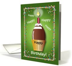 Birthday / To Football Fan, football card (870252)