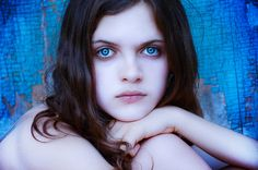 Cristal Stare - Portrait