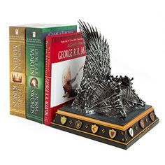Game of Thrones Iron Throne Bookend | ThinkGeek