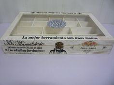 Caja Rocío  nº 10