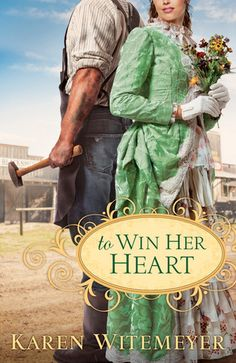Beata: Another great Christian historical romance by Karen Witemeyer! Touching romantic story with many good lessons and a great message about not judging people by their pasts or their looks. I loved it!