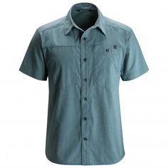 Black Diamond S/S Chambray Modernist Shirt - Hemd Herren online kaufen | Bergfreunde.de