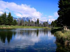 hiking in The Grand Tetons!