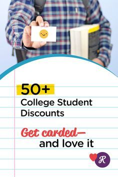 Score Sales With Your Student ID!
