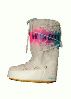 Kup mój przedmiot na #vintedpl http://www.vinted.pl/damskie-obuwie/obuwie-sportowe/11427919-sniegowce-moon-boot-tanio-polecam