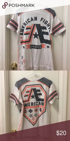 American fighter shirt GUC American Fighter Shirts Tees - Short Sleeve