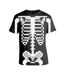 Tees Created by Luke Morgan Vote for T Shirt Time, Daytime Outfit, How To Make Clothes, Great T Shirts, Tee Shirts, Tees, 8 Bit, Unisex, Really Cool Stuff