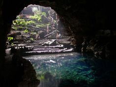 Jameos del agua - Lanzarote, from the Equinox spring transatlantic and a lovely day driving the island of Lanzarote