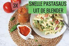 Zin in een lekkere pasta maar wil je niet te lang in de keuken staan? Wij delen in dit artikel 3 pastasauzen die binnen 10 minuten klaar zijn. Voor het maken van deze snelle pastasauzen gebruiken wij een hele fijne blender van Philips. Want met een blender kun je niet alleen een lekkere smoothie maken,...Lees Meer »