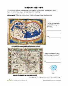 4th Grade Social Studies Worksheets & Free Printables | U ...