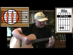 Peaceful Easy Feeling - The Eagles - Acoustic Guitar Lesson (easy-ish) - YouTube