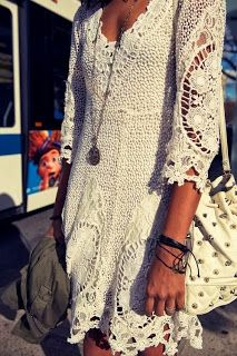 boho, free people, free spirit, hippie, gypsy, music festival, style, fashion, lace, crotchet