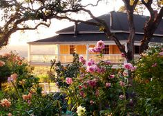 Great article with modern B's!  This is my next vacation :-) Beltane Ranch; Glen Ellen, CA