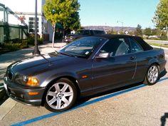 BMW CONVERTIBLE - $ 12000 (SANTA YNEZ CA)