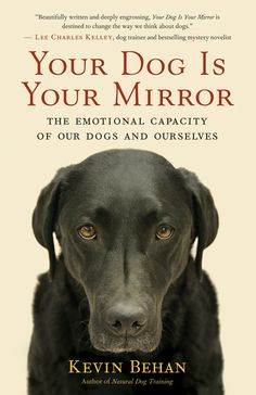 The author of this book is our personal dog-trainer, Kevin Behan, founder of Natural Dog Training. We consider this our dog bible, or the Tao of Dogs. This ist