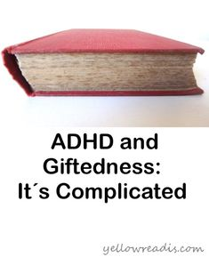 ADHD and Giftedness: It's Complicated I have been trying for a long time to figure out a quick and easy way of explaining the complex interaction of ADHD and Giftedness.It's actually caused a lot. Twice Exceptional, Adhd Brain, Adhd Diet, Adhd Strategies, Attention Deficit Disorder, Calendula Benefits, Adult Adhd, Gifted Kids, Sleepless Nights
