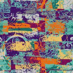 Patterns, Painting, Art, Block Prints, Art Background, Painting Art, Kunst, Paintings, Performing Arts