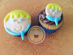 Cupcakes Top Cakes - O Pequeno Príncipe ( The Little Prince) https://www.facebook.com/danielletopcakes