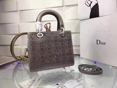 For more information, please email authenticluxury@hotmail.com   Promise: 100% Satisfaction & 30 Days Unconditional Return Policy  Payment... Dior Handbags, Lady Dior, Backpack, Purses, Lace, Style, Bags, Handbags, Swag