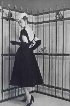 Resultado de imagen para jacques fath 1950s fashion