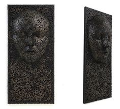 More Stunning Bicycle Chain Sculptures by Young-Deok Seo - My Modern Metropolis