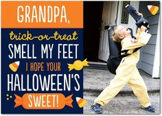 Hopeful Halloween - Halloween Cards from Treat.com #trickorTREAT
