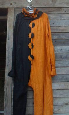 1920s - 30s HALLOWEEN COSTUME VIBRANT COLOR ADULT SIZE | eBay