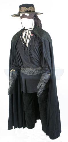 Hero Zoro (Antonio Banderas) Costume | Prop Store - Ultimate Movie Collectables