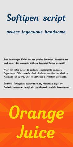 Softipen Script. Script Fonts. $27.00