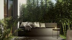 #aranzacjatarasu #terracedecor #wooden #minimalisthome #minimalism #plantsinhome #minimalistinterior #moderninteriors #blackandwhiteinterior #plants #interiordesign #architekturawnetrz #smallgarden #design #eclectic #cozy #cosy #harmony #pracowniasttyk #sttyk #estetyka Outdoor Sectional, Sectional Sofa, Outdoor Furniture, Outdoor Decor, Bed, Home Decor, Modular Couch, Decoration Home, Stream Bed