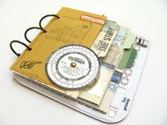 Road Trip Mini Journal/ Album/ Memory Book by TCWitchcraftFactory, $28.00