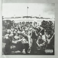 2. Kendrick Lamar : To pimp a butterfly