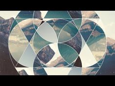 Video Tutorial: Geometric Collage using Illustrator & Photoshop | Blog.SpoonGraphics by Chris Spooner