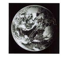 "Nástěnná dekorace ""Earth II"", 80 x 80 cm"