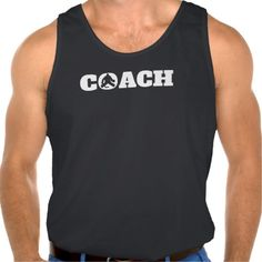 Hockey Coach Tank Top Tank Tops