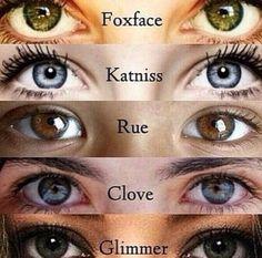 Hunger Games eyes