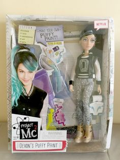 Project MC2 Devon's Puffy Paint Doll Review Girl Toys Age 5, Toys For Girls, Christmas Gifts For Teen Girls, Gifts For Kids, Project Mc2 Toys, Project Mc Square, Dc Superhero Girls Dolls, School Age Activities, Robots For Kids