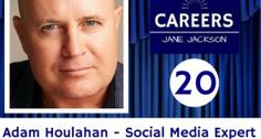 Adam Houlahan talks to Career Coach Jane Jackson Jane Jackson, Social Media Strategist, Important Facts, Gifts For Photographers, Square Photos, Career Coach, Flash Photography, Pinterest For Business, Photo Checks