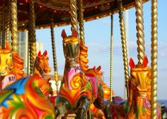 Pier Approach carousel - Bournemouth