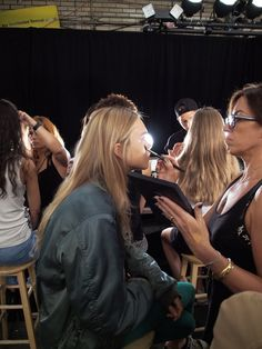 NYFW New York Fashion Week Day One Recap OOTD Backstage Taylr Anne…