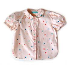Image of Tavi Blouse- Confetti