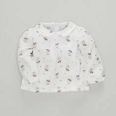 Vintage Floral Blouse | The White Company