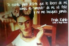 Frida Kahlo Quotes.